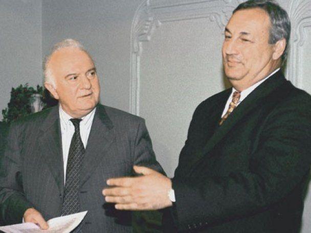 Помер президент Абхазії Сергій Багапш