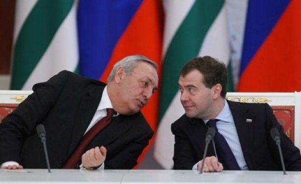 Умер президент Абхазии Сергей Багапш