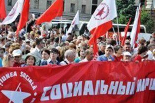 У Молдові проходять багатотисячні акції протесту проти керівництва