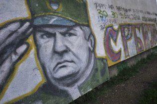 Младіч заперечує причетність до різанини у Сребрениці