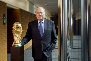 Блаттера переобрали президентом ФІФА