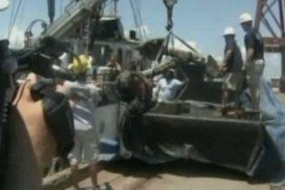 Археологи подняли со дна якорь легендарного пиратского корабля