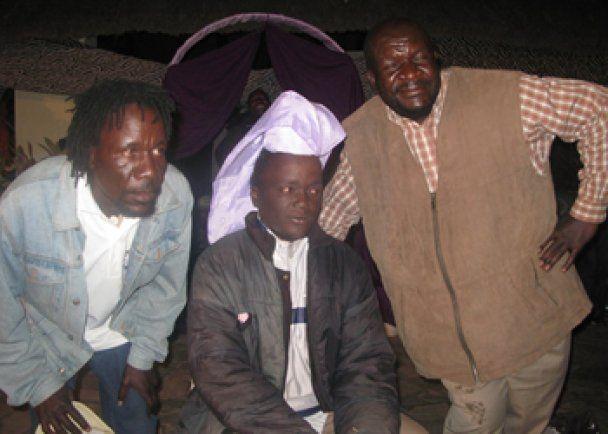 В Зимбабве прошел конкурс уродцев
