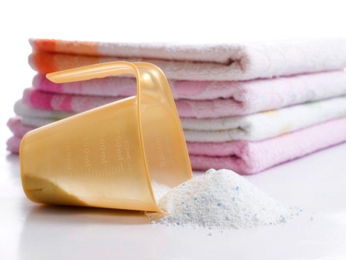 Чем опасны стиральные порошки?
