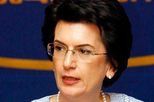 Бурджанадзе заявила про загрозу для своєї сім'ї
