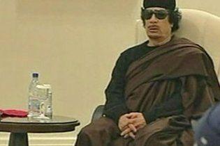 Лівійський спецназ упустив Каддафі в Тріполі