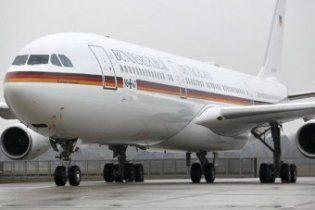Іран не пустив літак з Меркель у свій повітряний простір