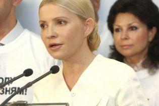 Тимошенко пришла в Верховную раду без традиционной косы