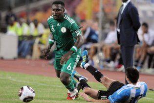 Аргентина зазнала нищівної поразки від Нігерії