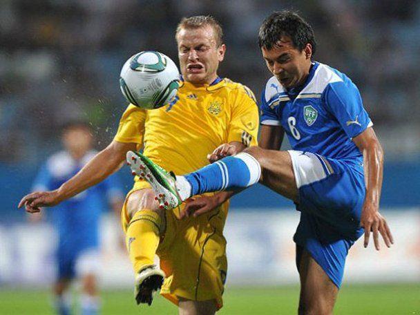 Товариський матч Україна 2:0 Узбекистан. Фотозвіт