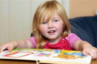 У Британії трирічна донька переможця телевікторин здала IQ-тест на 140