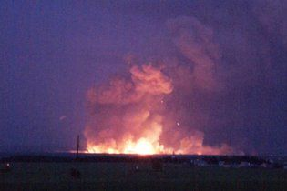 У Туркменії  вибухнув склад боєприпасів, ЗМІ пишуть про велику кількість жертв