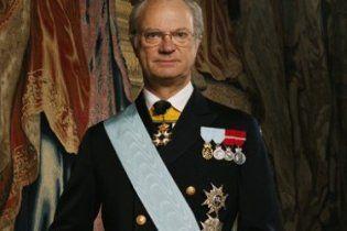 Швецький король розважався з повіями на вечірках, організованих мафією