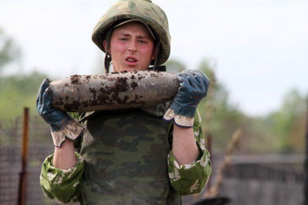 В Удмуртии начали взрываться боеприпасы, есть жертвы