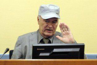 Младич не признал себя виновным: я защищал свой народ
