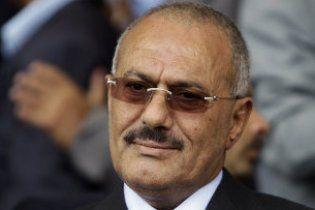 Поранений президент Ємену звернувся до народу
