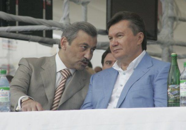 Янукович и Червоненко открыли авторалли Prime Yalta Rally 2011