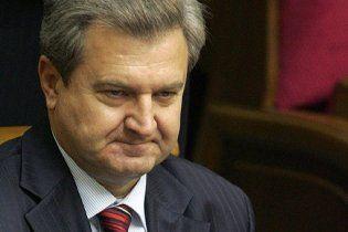 """Під час пожежі в готелі """"Україна"""" постраждав депутат від партії Литвина"""