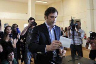 Правящая партия Португалии проиграла выборы