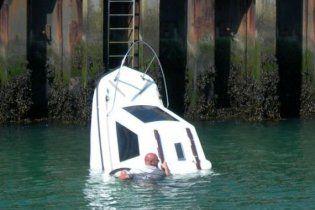 """У Британії під час першого ж плавання затонув """"Титанік II"""""""
