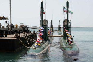 Іран вперше відправив військові субмарини в Червоне море