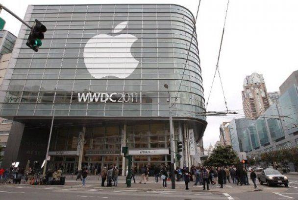 Стів Джобс презентував новинки Apple у Сан-Франциско