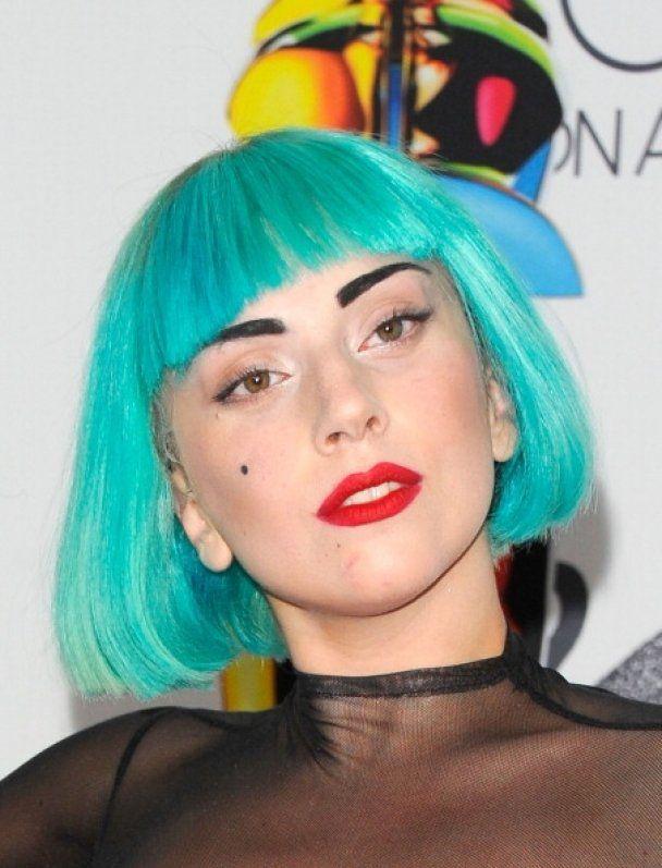 Lady GaGa прикрасила сідниці шипами
