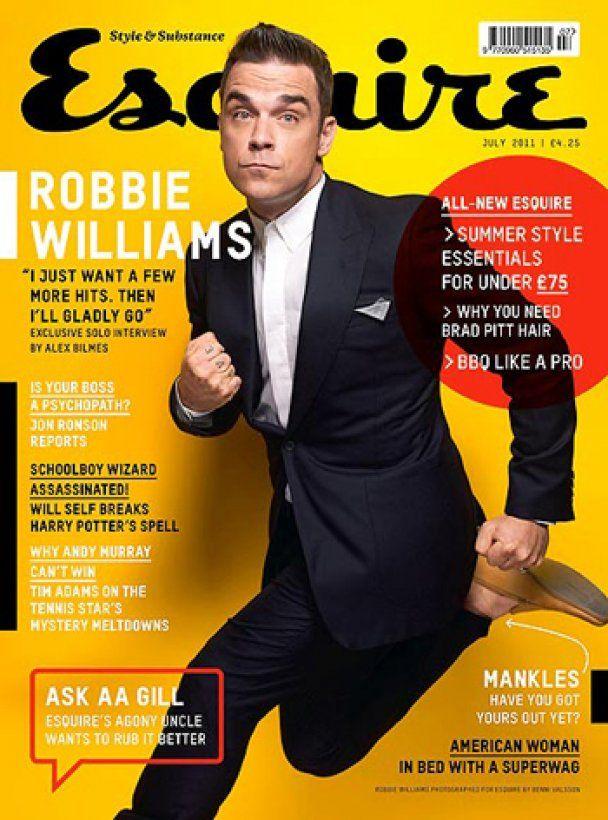 Робби Уильямс не хочет детей, потому что они испортят ему жизнь