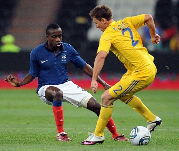 Товарищеский матч Украина - Франция - 1:4. Фотоотчет
