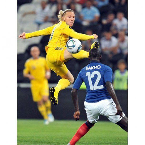 Товариський матч Україна 1:4 Франція. Фотозвіт
