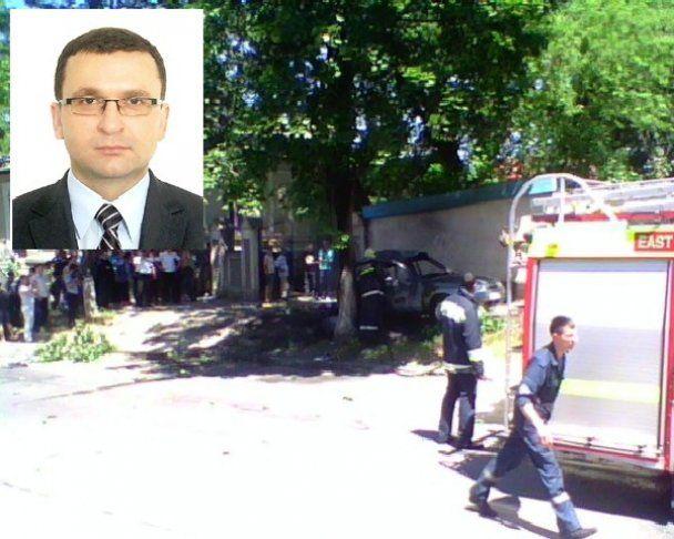 Взрыв в Кишиневе не был терактом, взорвали главу федерации тенниса Молдовы