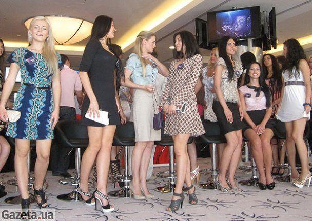 Донецьк познайомили з учасницями Miss Donbass OPEN
