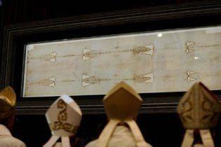 На Туринській плащаниці знайшли підпис відомого художника епохи Відродження