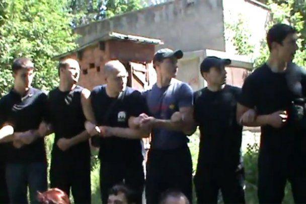 В Донецьку невідомі влаштували бійку на будмайданчику