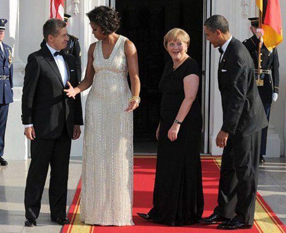 Обама влаштував Меркель розкішний прийом в Білому домі_24