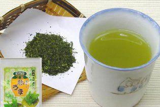Зелений чай врятує від зайвої ваги