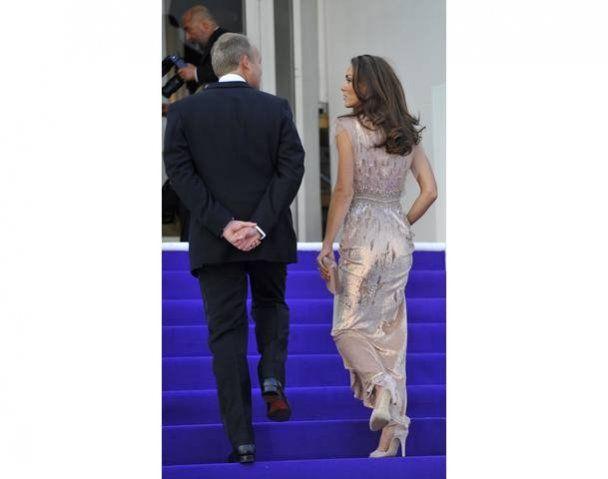 Принц Вільям з Кейт Міддлтон вперше вийшли у світ після весілля