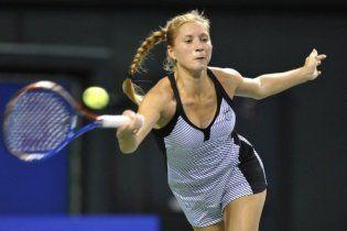 Бондаренко-старшая уступила в четвертьфинале в Копенгагене