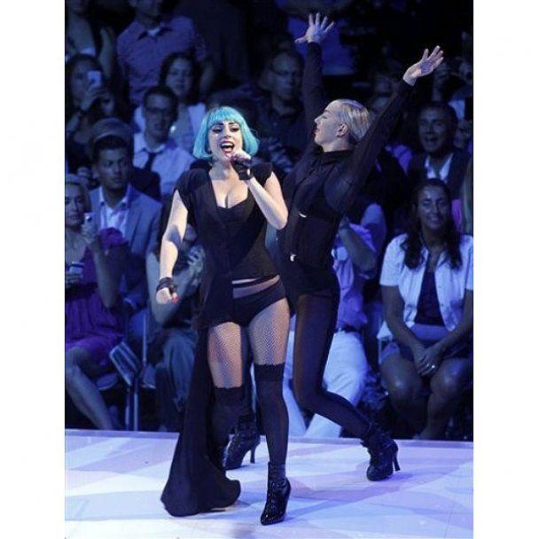 Lady GaGa засудили за номер з інвалідним візком