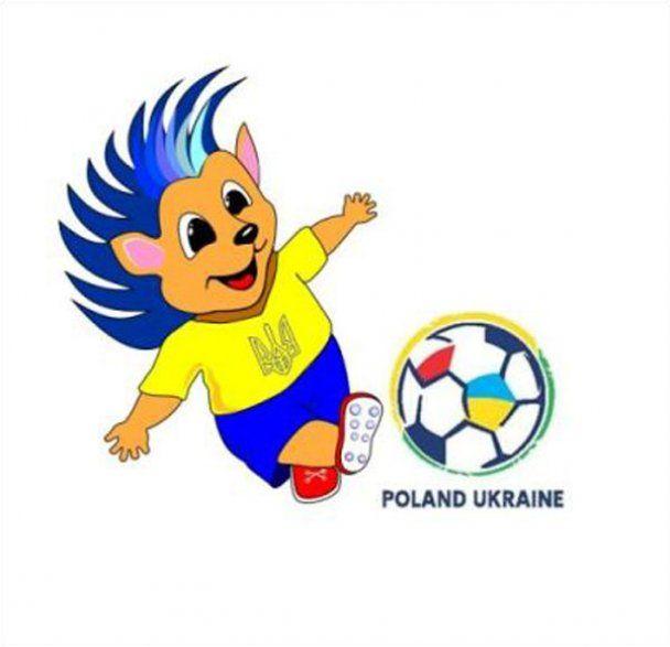 """Неофіційні символи чемпіонату з футболу """"Євро-2012"""""""