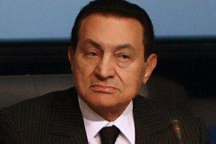 Скинутий президент Єгипту вмирає від ракової пухлини