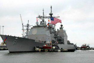 """Американський крейсер знову """"образив"""" Росію, цього разу зайшовши до Грузії"""
