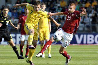 """Українська """"молодіжка"""" програла стартовий матч на Євро-2011 (відео)"""