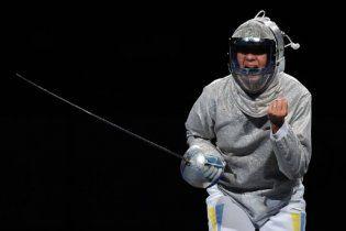 Українські шаблістки здобули срібло на Кубку світу