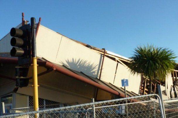 У новозеландському місті Крайстчерч сталася серія шестибальних землетрусів