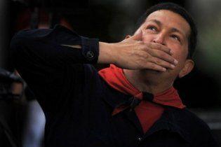 Чавес заявив після операції, що не має права хворіти і готовий керувати країною