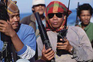 Сомалійські пірати звільнили судно з українцями на борту