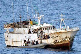 Пираты освободили судно с двумя украинцами на борту