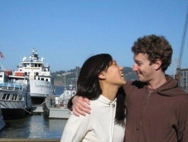 Самый молодой миллиардер мира Марк Цукерберг женится