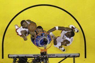 """Газета Майамі помилково привітала """"Хіт"""" з перемогою в НБА"""